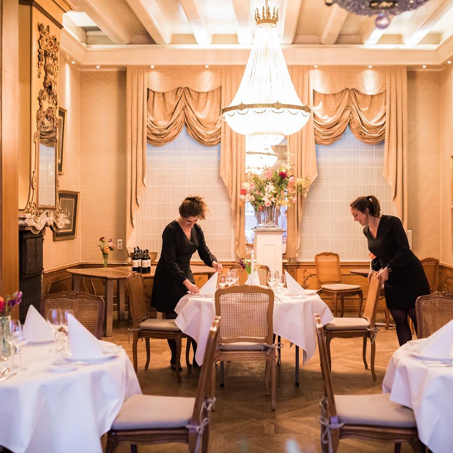 Diner in de Suite, Huize Molenaar