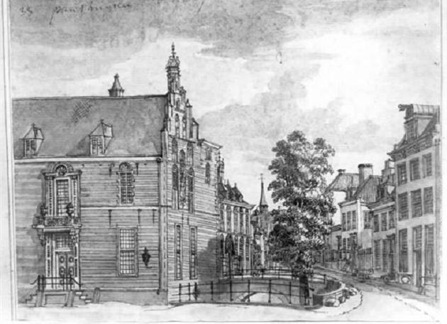 Paushuize 1736