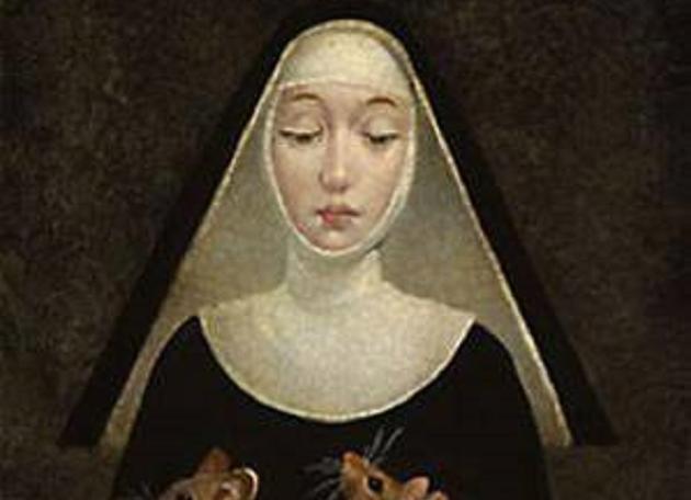 Sint Gertrude van Nijvel. Geertekerk